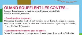 Quand soufflent les contes : Vroum vroum tut-tut Nantes
