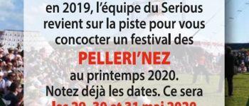 Les Pelleri\Nez - festival de cirque du Serious Road Trip Le Pellerin