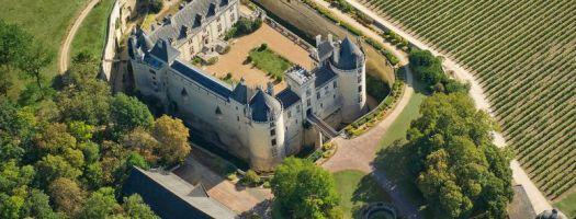 Château de Brézé Bellevigne-les-Châteaux