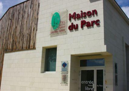 Maison du Parc naturel régional Loire-Anjou-Touraine