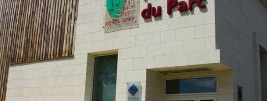 Maison du Parc naturel régional Loire-Anjou-Touraine Montsoreau