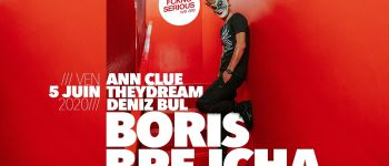 Fckng Serious w. Boris Brejcha, Ann Clue Nantes