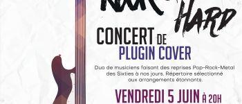 Concert de rock et hard avec Plugin Cover Nantes