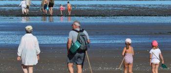 En route pour la pêche à pied Pornichet