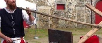 Saveurs martelées, forge à l'acier bien trempé Saint-Mesmin