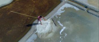 Visite insolite à la découverte d\un paludier Batz-sur-Mer