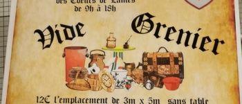 Vide-greniers de la compagnie médiévale Les Cœurs de Lames Pornic