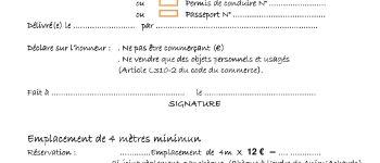Vide-greniers d\Anim\Achards Les Achards