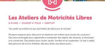 Atelier motricité libre Chaumes-en-Retz