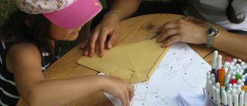 Sortie nature : atelier origami Les Landes-Genusson