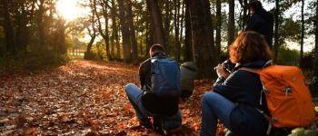 Sortie nature : stage de photographie paysage d'automne Nalliers
