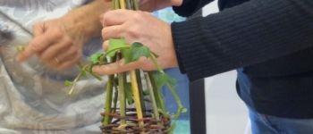 Sortie nature : atelier tressage de nature Nalliers