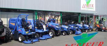 Lesieur SA : matériel agricole et motoculture Mayenne