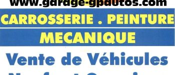 Garage GP Autos Saint-Martin-des-Noyers