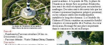 Report : Randonnée pédestre ou détente à la Pentecôte La Roche-sur-Yon