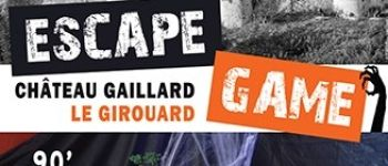 Escape Game éphémère Le Girouard