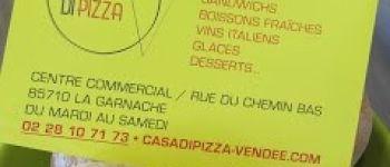 Casa di pizza La Garnache