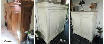 S \ Art & Patines, Relooking de meubles et objets à La Roche-sur-Yon La Roche-sur-Yon