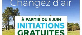GOLF Initiations gratuites LAiguillon-sur-Vie