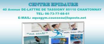Aquagym et aquabike fêtent leurs 10 ans Chantonnay