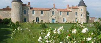 Visites du château de la Chevallerie Sainte-Gemme-la-Plaine