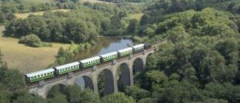Balade en train à vapeur Mortagne-sur-Sèvre