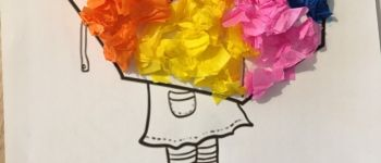 Atelier créatif « tableau parapluie » Saint-Hilaire-de-Riez