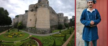 Visite insolite : Angers au temps du bon roi René ANGERS