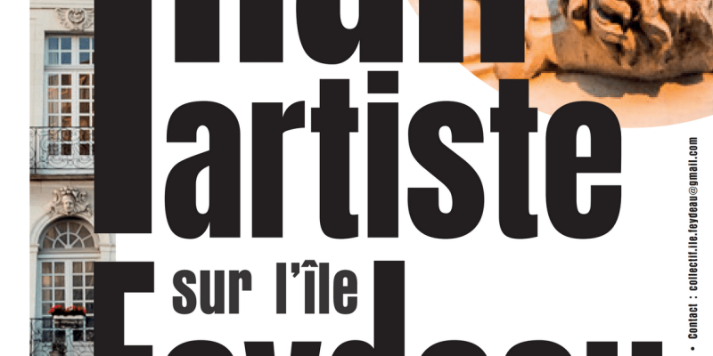 Jounée du patrimoine, « un hall, un artiste » sur lîle Feydeau