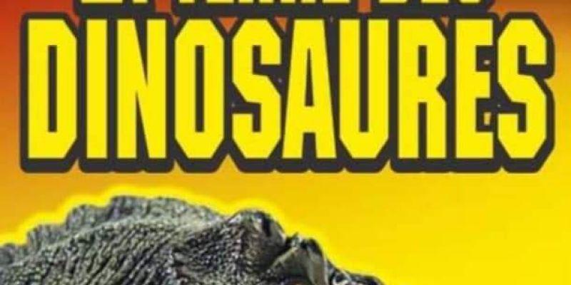 La Terre des Dinosaures à Luçon