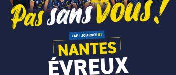 VB Nantes - Evreux Nantes