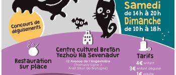 Ankou deiz : Fête d\halloween bretonne Saint-Herblain